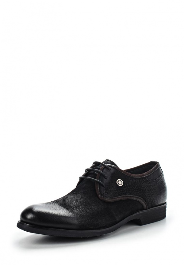 Туфли Dino Ricci 104-165-19 чёрные