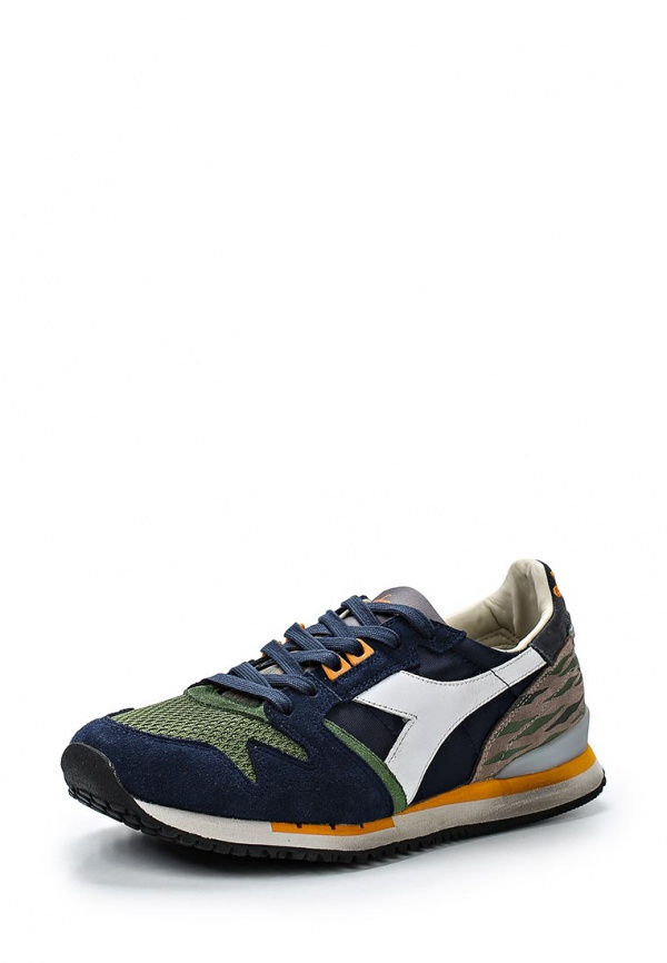 Кроссовки Diadora Heritage 120 201.161306 синие