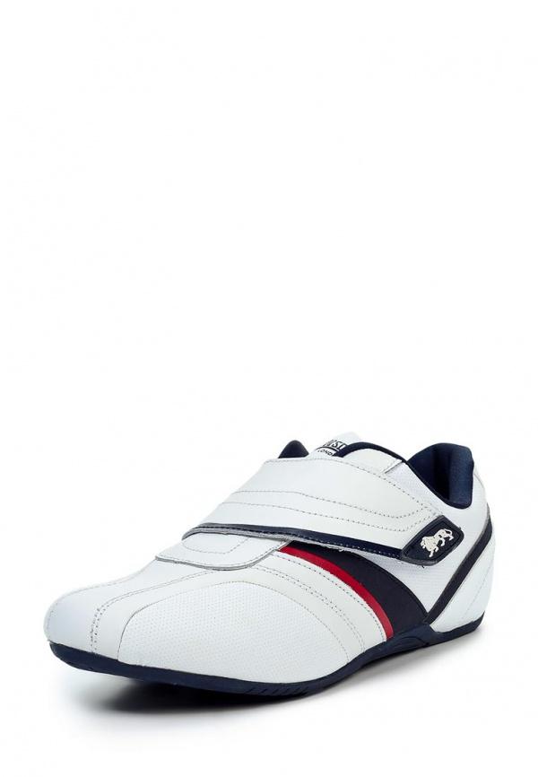 Кроссовки Lonsdale ZLMA332WE белые, мультиколор