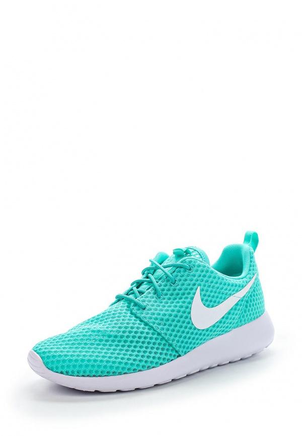 Кроссовки Nike 718552-410 зеленые