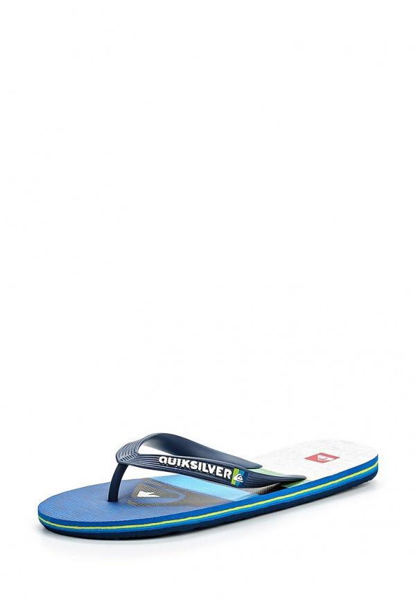Сланцы Quiksilver EQYL100032 синие
