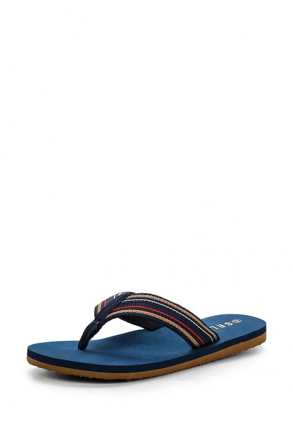 Сланцы Sela FWff-277/012-5204 синие