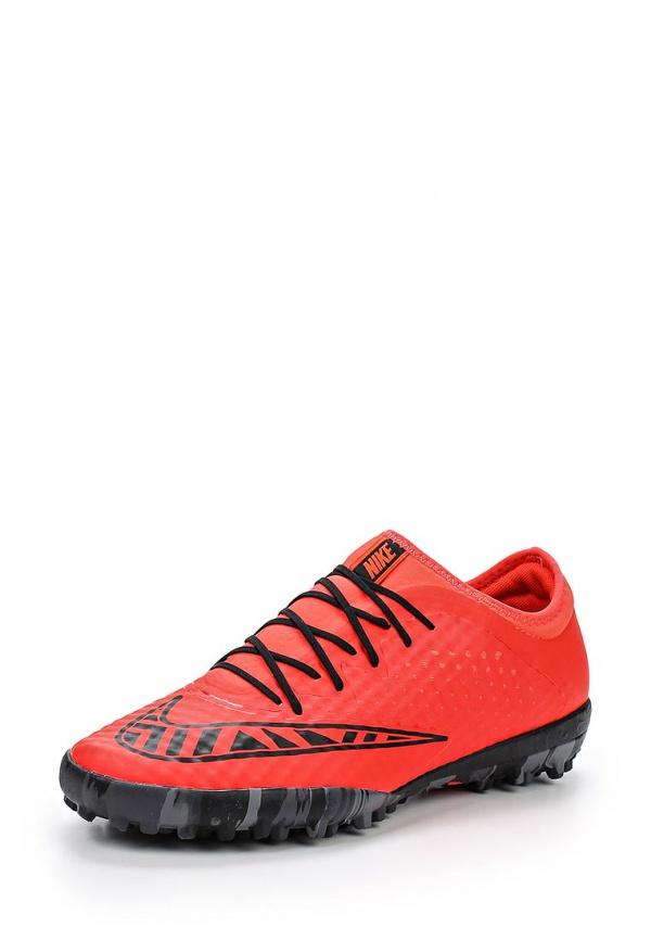 Бутсы зальные Nike 725243-608 красные