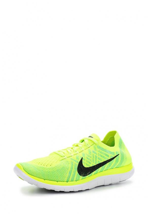 Кроссовки Nike 717075-700 жёлтые