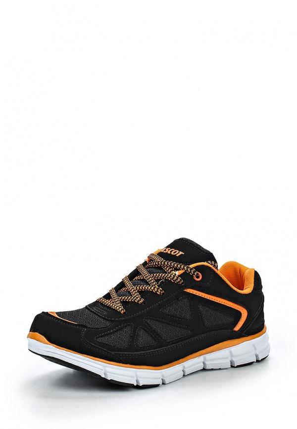 Кроссовки Ascot SJ 3079-01 EAGLE чёрные