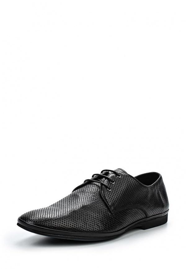 Туфли Paolo Conte 61-601-11-2 чёрные