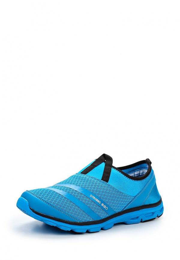 Слипоны Strobbs C2222-5 голубые
