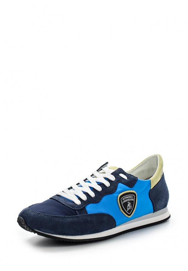 Кроссовки Automobili Lamborghini LAM 24105 синие
