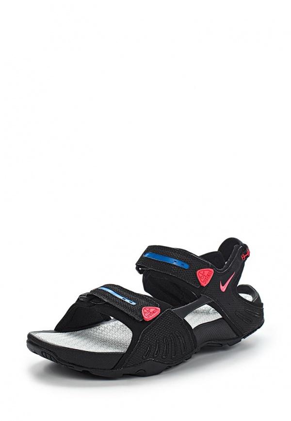 Сандалии Nike 312839-060 чёрные