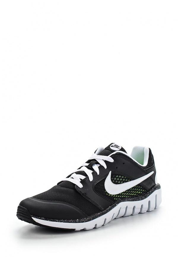 Кроссовки Nike 724716-010 чёрные