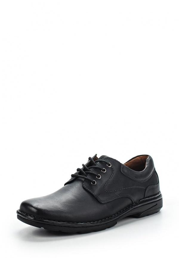 Туфли SHOIBERG 302-64-27-01 чёрные