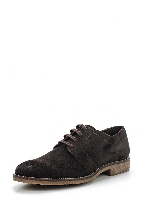 Туфли Strellson 4010001578 коричневые