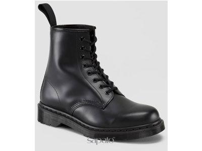 Ботинки Dr. Martens 14353001 1460 Mono Black Smooth Dr Martens чёрные