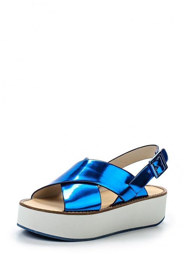 Босоножки Aldo GLORI синие