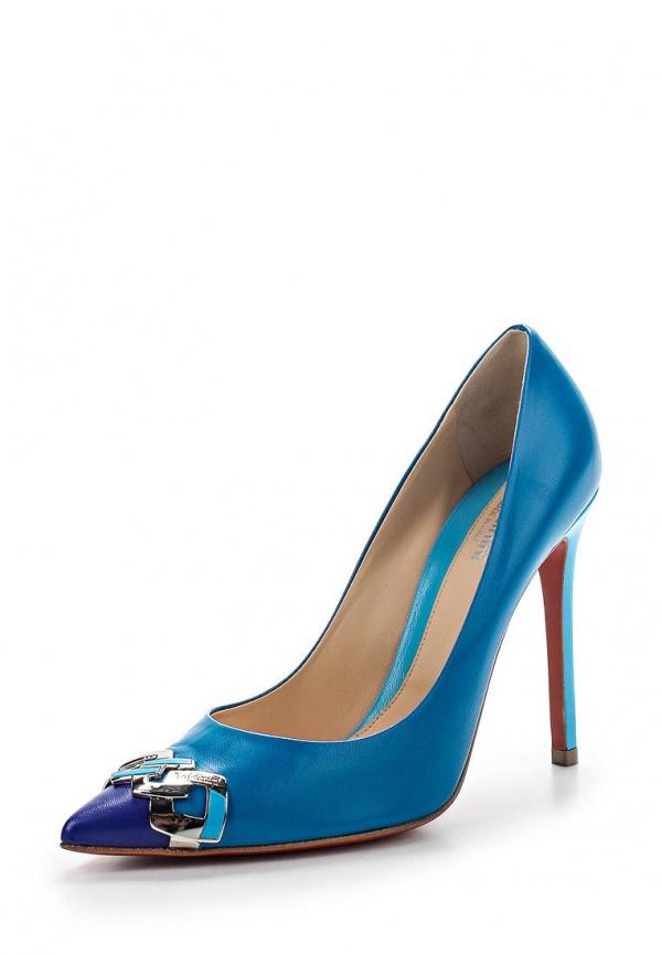 Туфли Baldinini 555023P01ASTEFZARI синие