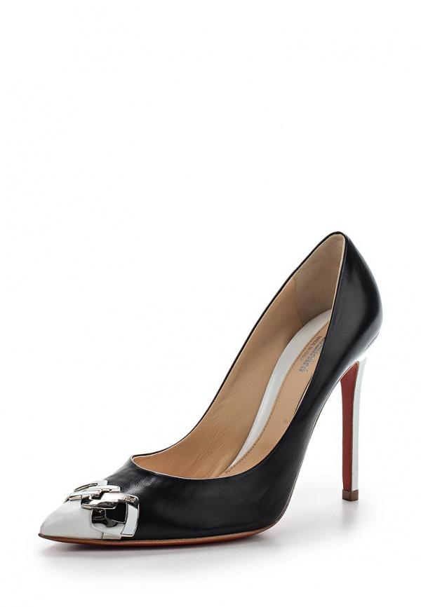 Туфли Baldinini 555023P01ASTEFBINE чёрные