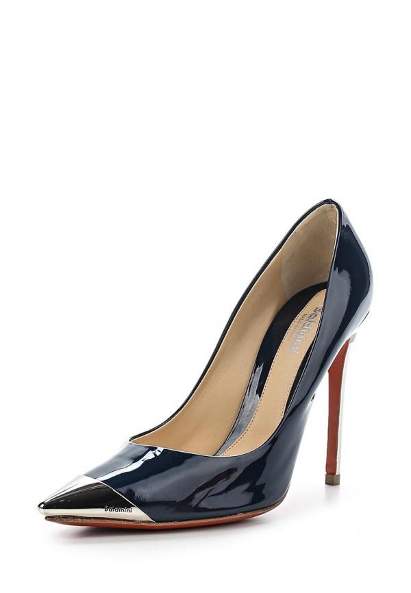 Туфли Baldinini 550101P01AANDY1501 синие