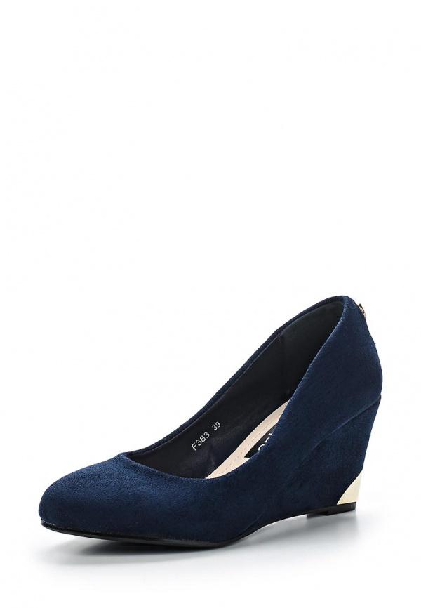 Туфли Burlesque HRC-1512-6 синие