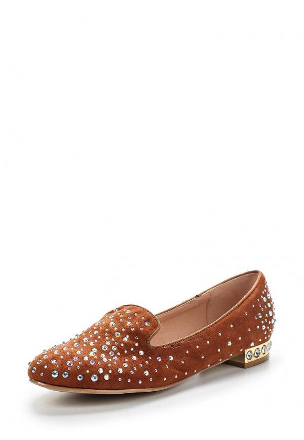 Лоферы Burlesque HRC-1512-24 коричневые