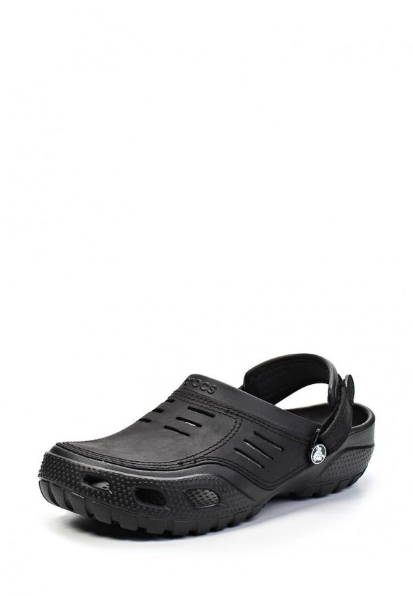 Сабо Crocs 10931-060 чёрные
