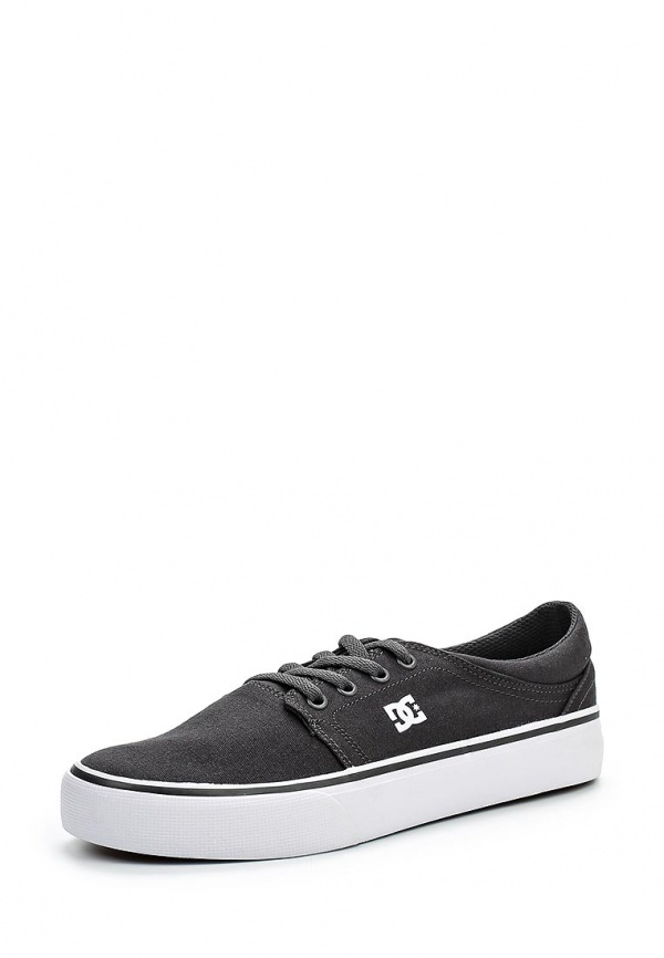 Кеды DC Shoes ADJS300078 серые