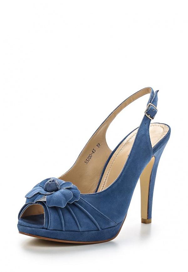 Босоножки Provocante 53200-43 синие