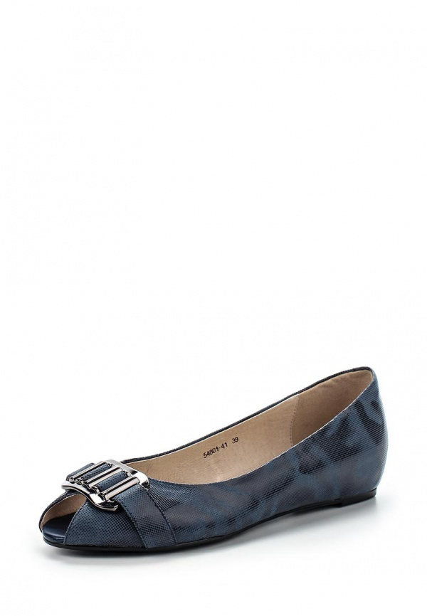 Туфли Provocante 54801-41 синие