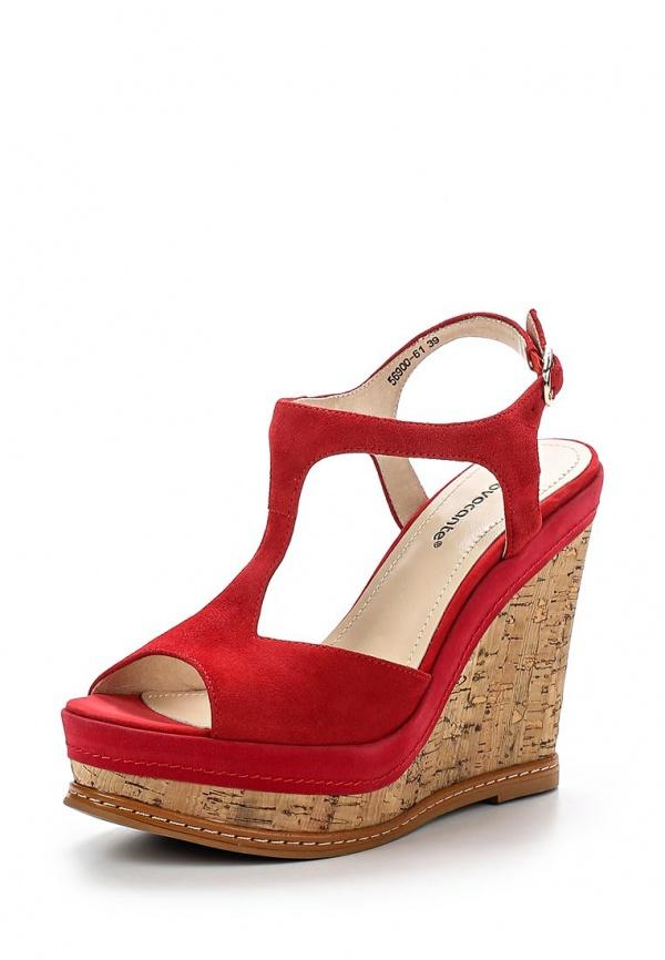 Босоножки Provocante 56900-61 красные