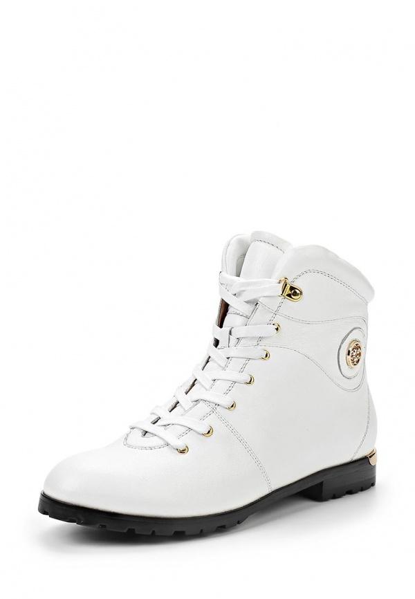 Ботинки GLAMforever 380 белые