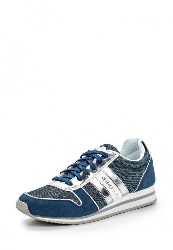 Кроссовки Versace Jeans E0VLBSA5 синие