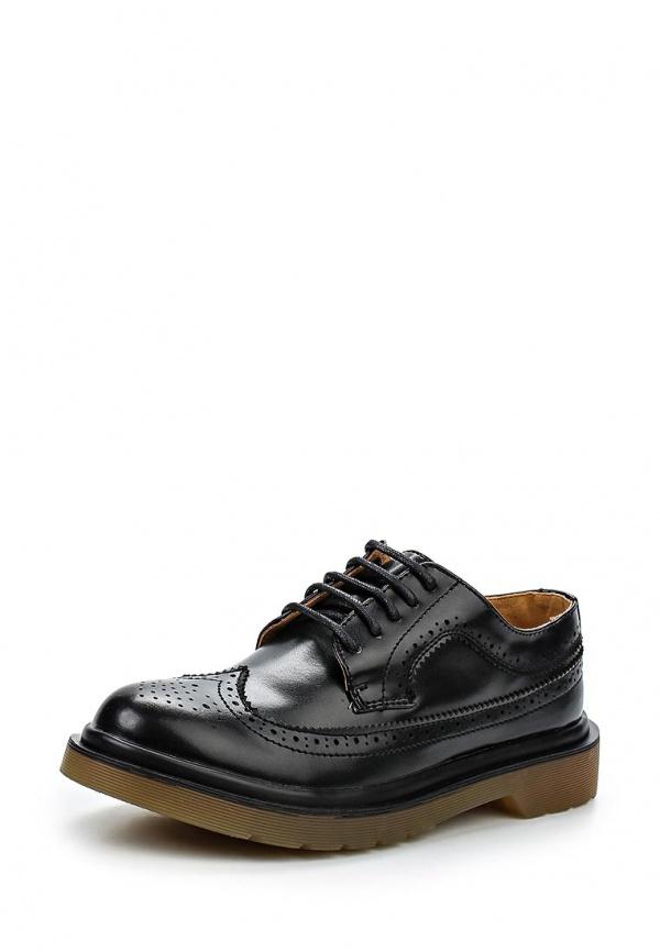 Ботинки Ideal арт.04 чёрные