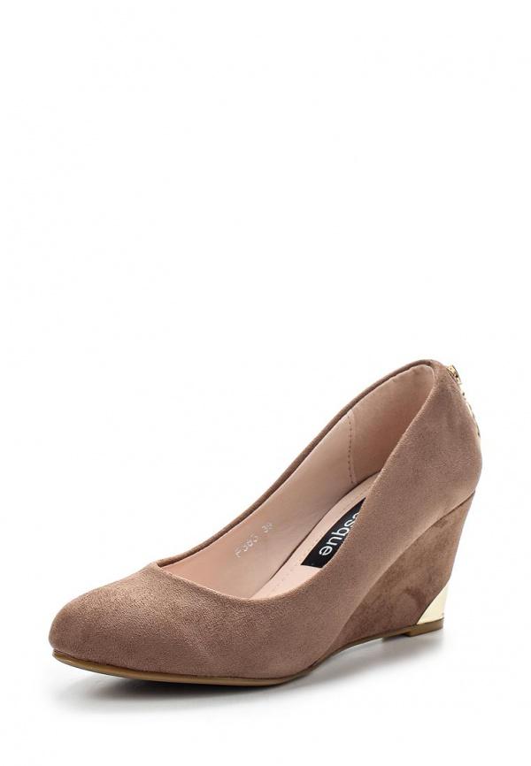 Туфли Burlesque HRC-1512-20 бежевые