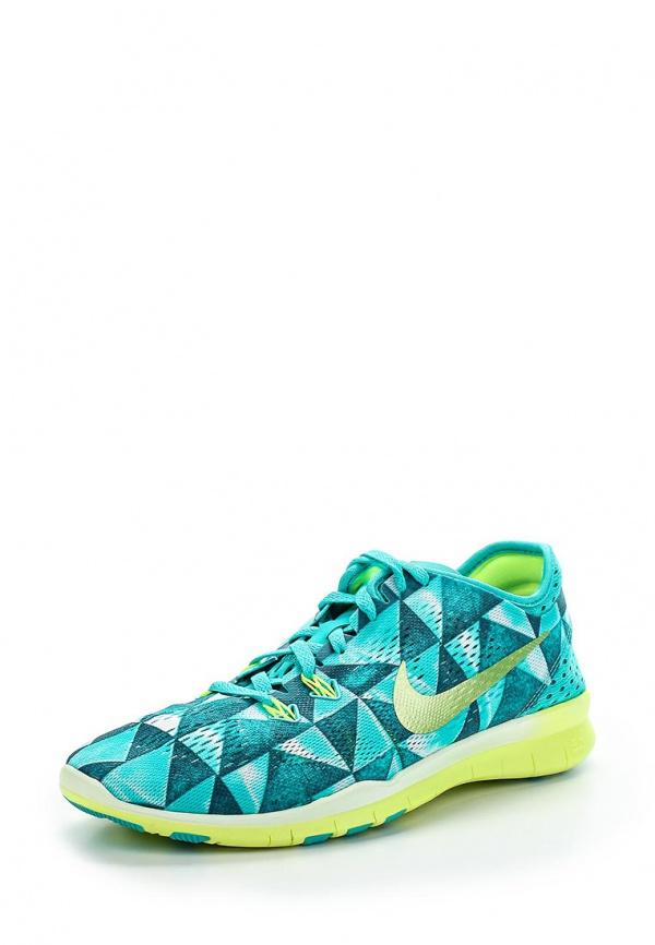 Кроссовки Nike 704695-402 голубые