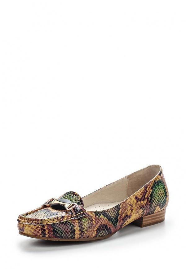 Туфли Provocante 60316-10 мультиколор