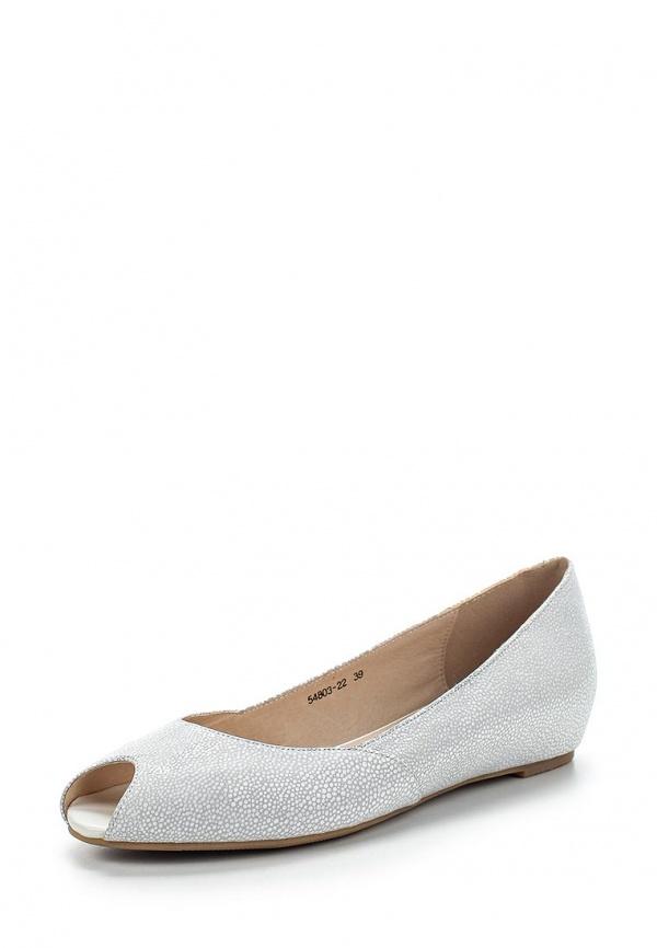 Туфли Provocante 54803-22 белые