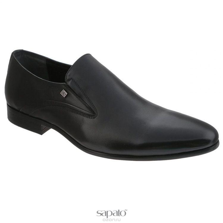 Туфли Antonio Biaggi Туфли мужские. 51001 чёрные