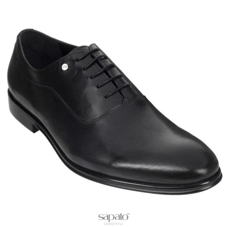 Туфли Antonio Biaggi Туфли мужские. 51231 чёрные