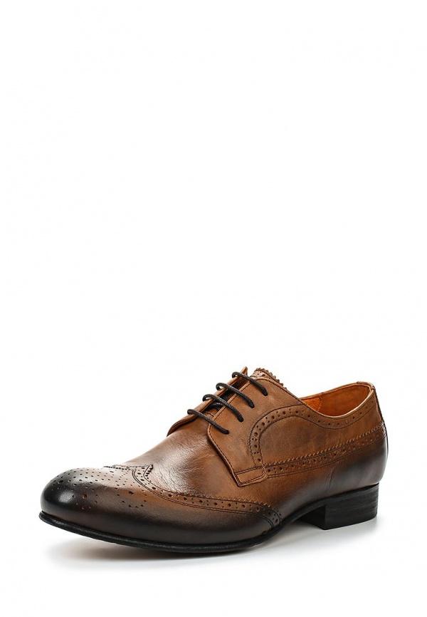 Туфли Ambitious 4915A коричневые