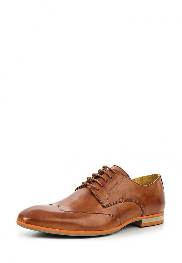 Туфли Ambitious 4122 коричневые