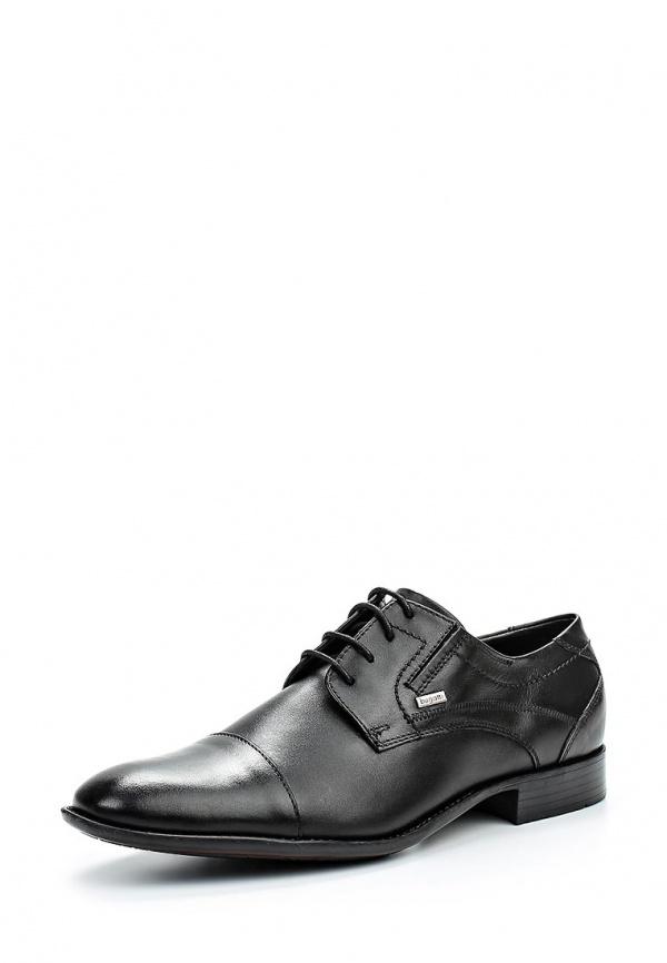 Туфли Bugatti U7106-1 чёрные