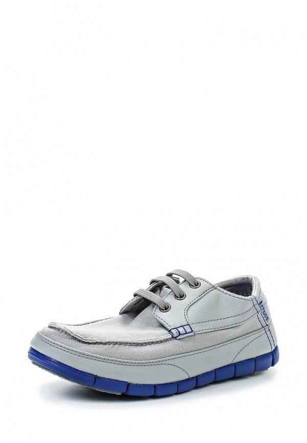 Ботинки Crocs 14774-0Y7 серые