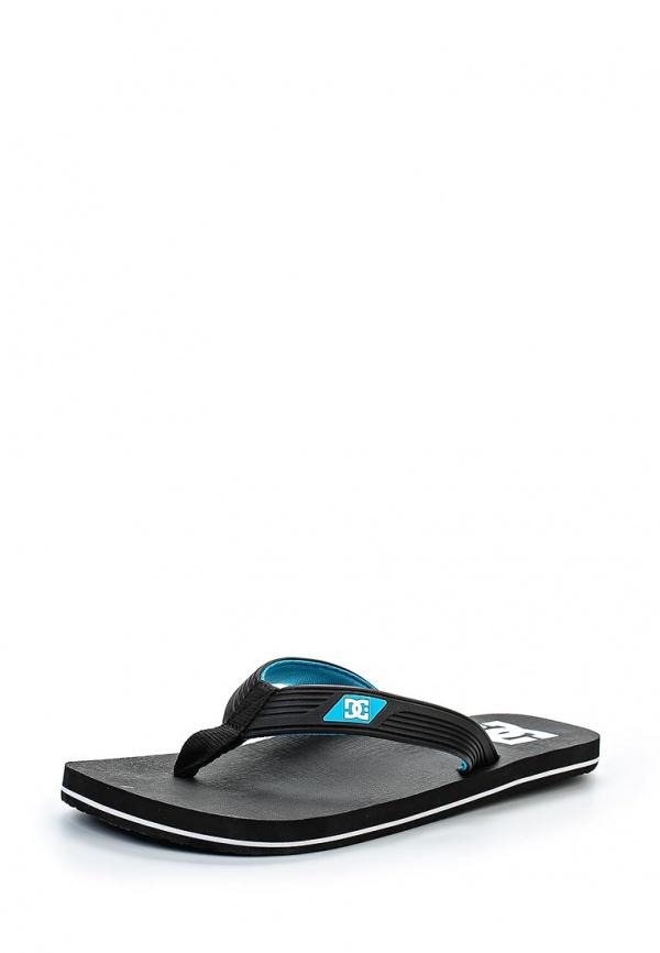 Сланцы DC Shoes D0320185 чёрные