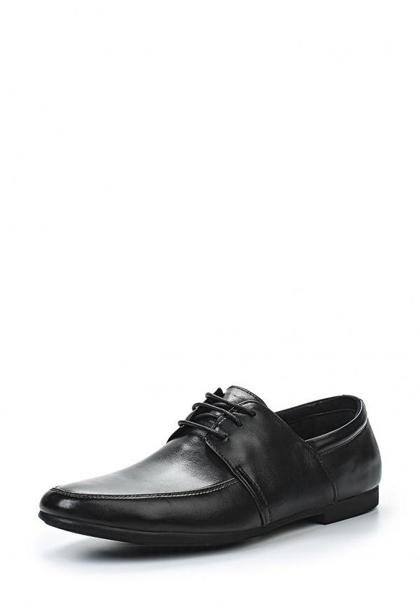 Туфли Dino Ricci 104-145-18 чёрные