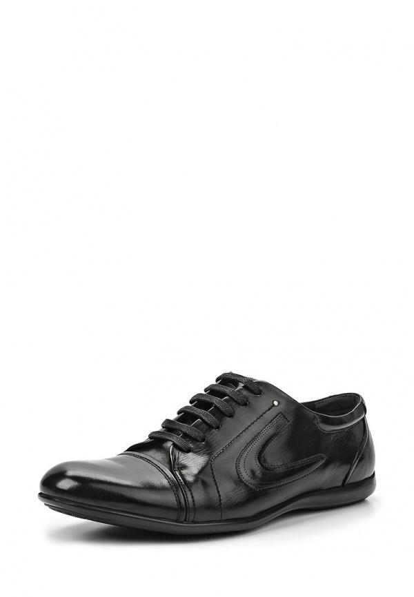 Туфли Dino Ricci 104-158-42 чёрные