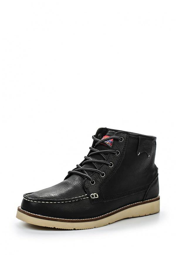 Ботинки Dickies dck30-360502 чёрные