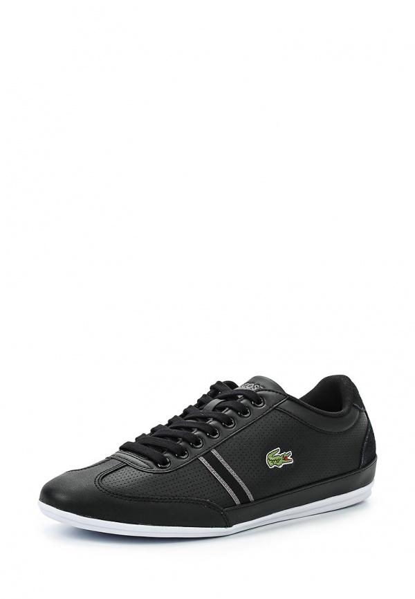 Кроссовки Lacoste SPM202402H чёрные