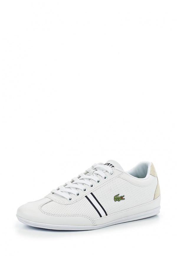 Кроссовки Lacoste SPM202414X белые