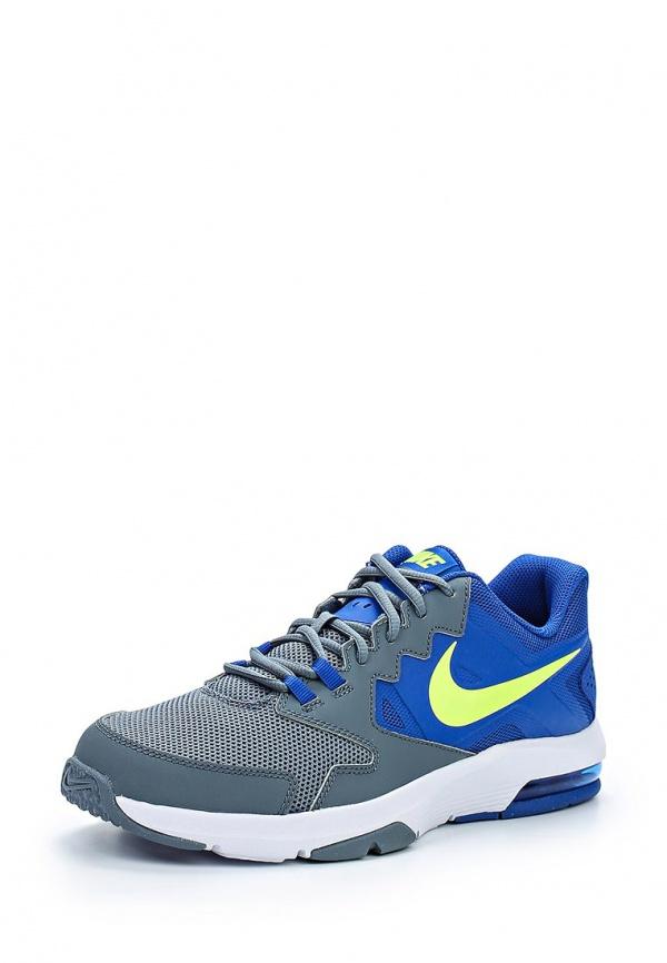 Кроссовки Nike 719933-400 серые, синие