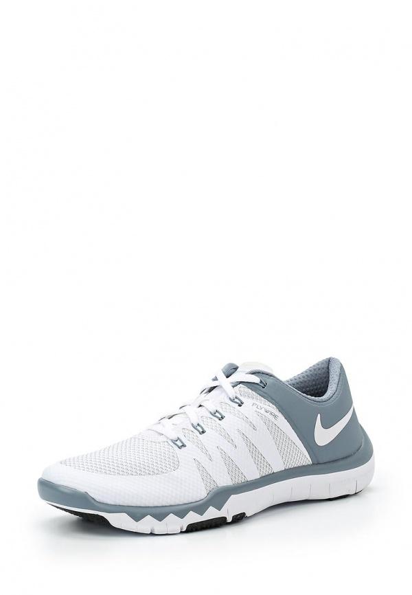 Кроссовки Nike 719922-110 белые, серые