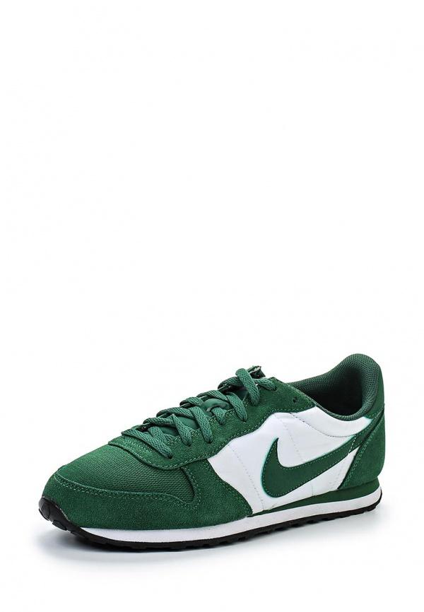 Кроссовки Nike 644441-132 зеленые